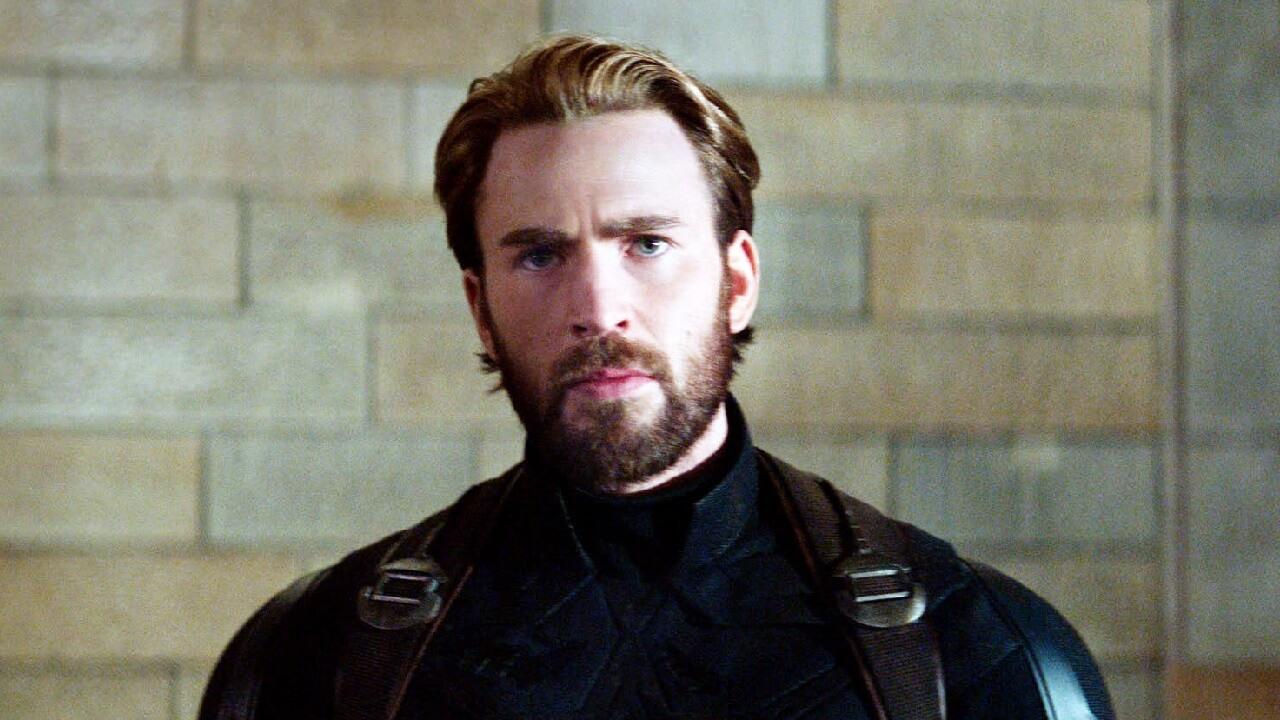 Chris Evans Beard Why Every Man Needs A Beard, Beard Benefits