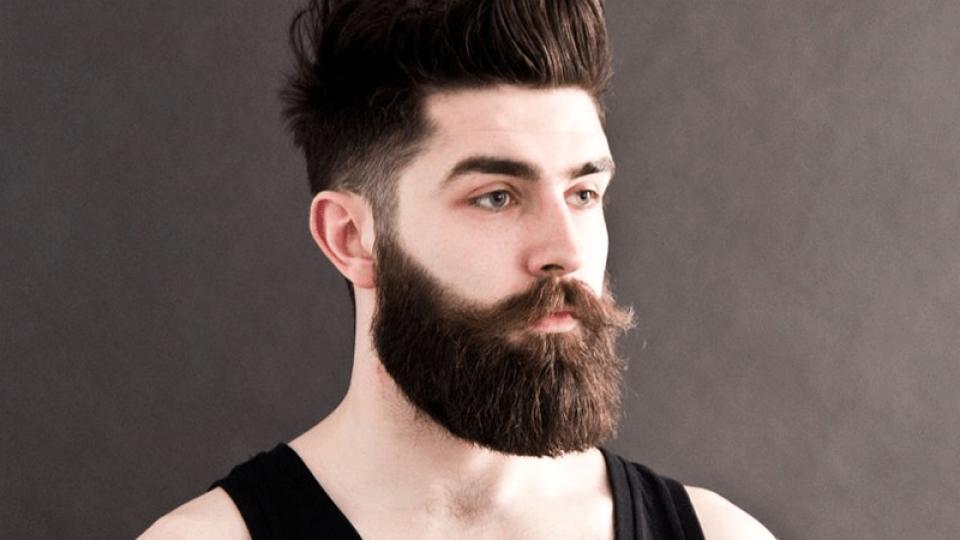 Beard Styles Full-Beard
