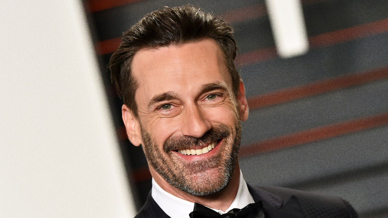 stubble-jon-hamm, Beard Lengths Women Find Most Attractive
